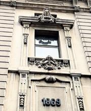 U iščekivanju novog upravnika: Detalj zgrade Narodnog pozorišta u Beogradu (Foto D. Ćirkov)